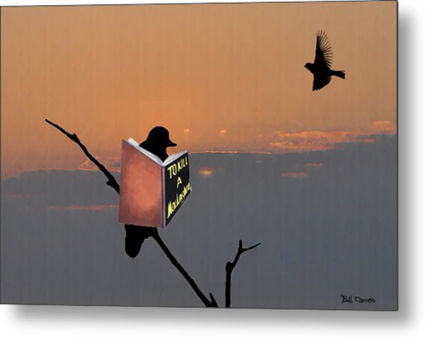 To Kill A Mockingbird Metal Print
