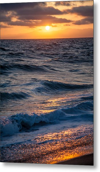 To The Sea Metal Print