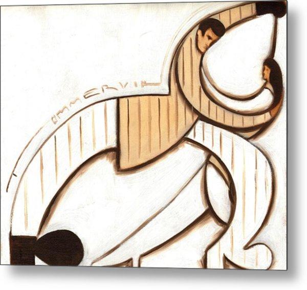 Tommervik Art Deco Dancers Art Print Metal Print
