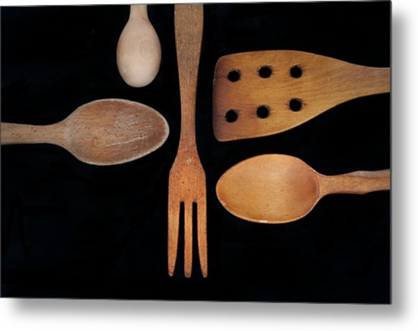 Tools Of The Trade Metal Print by Beth Achenbach