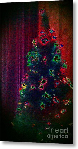Traditional Christmas Metal Print