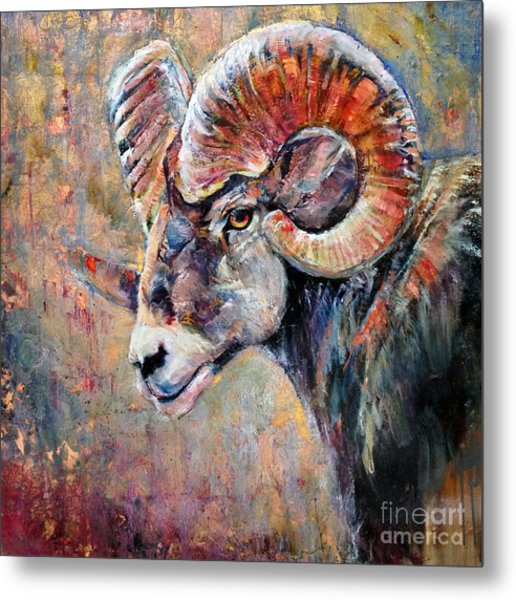 Trail Blazer Metal Print