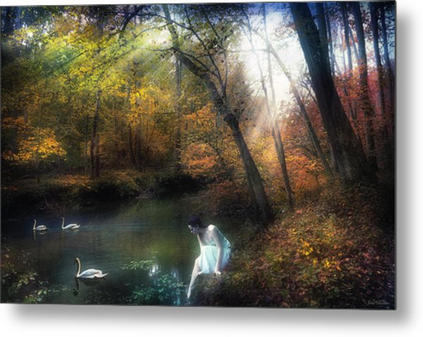 Tranquil Place Metal Print
