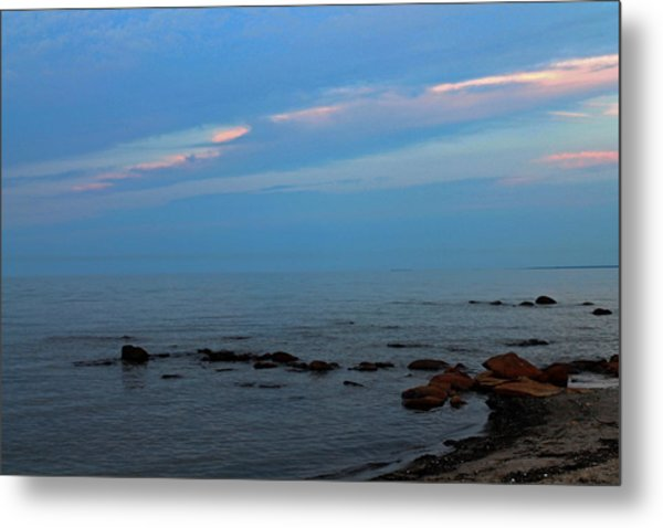 Tranquility Metal Print by Rhonda Humphreys