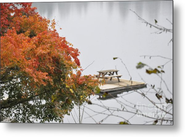 Tranquility Metal Print by Tanya  Searcy