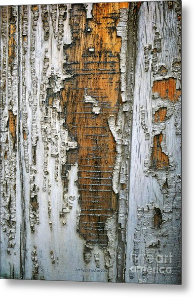 Tree Bark 2 Metal Print