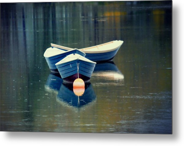 Triplets Metal Print by Susan Licht Photography