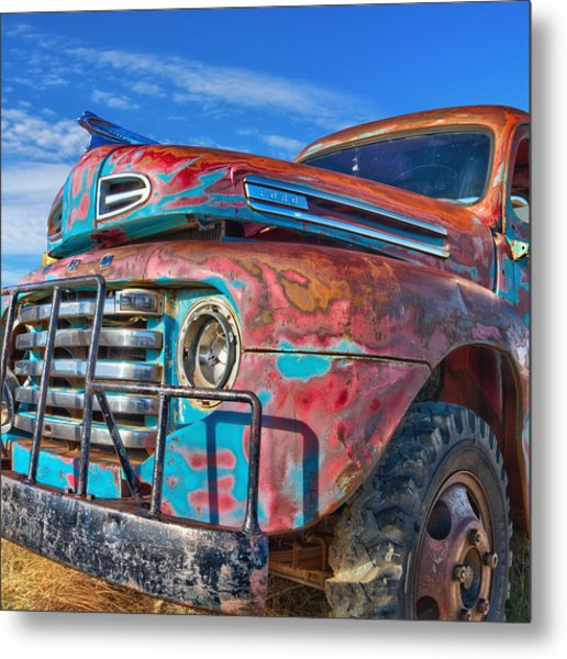 Heavy Duty Metal Print