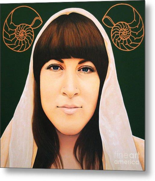 True Beauty - Alisha Gauvreau Metal Print