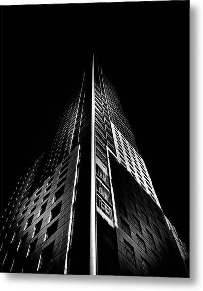 Metal Print featuring the photograph Trump Tower Toronto Canada by Brian Carson