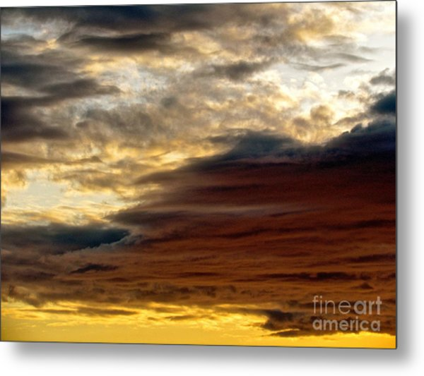 Truth Metal Print by Q's House of Art ArtandFinePhotography