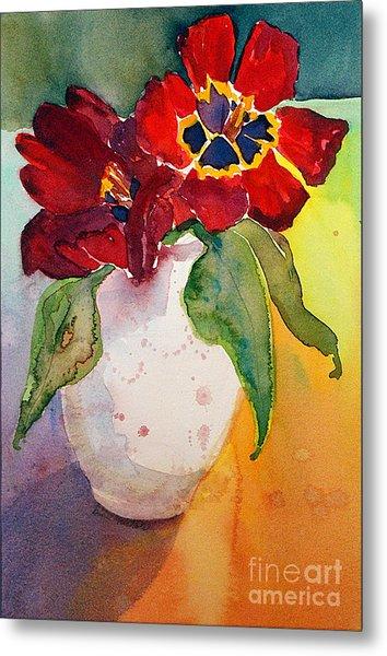 Tulips Metal Print by Gwen Nichols