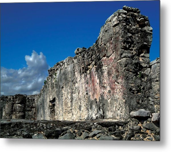 Tulum Metal Print by Mike Feraco