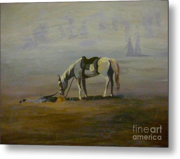 Tunnel Hill's Loyalty Metal Print