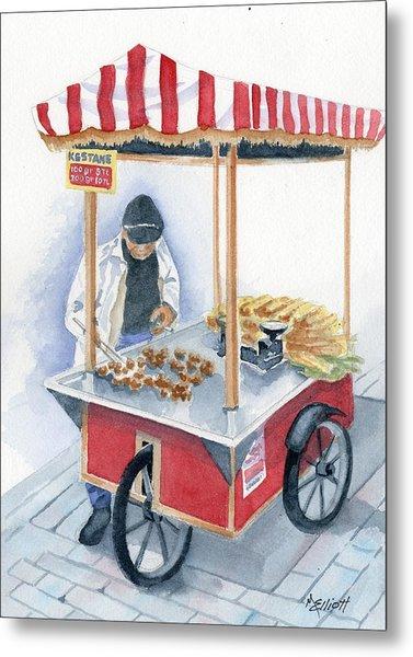 Turkish Fast Food Metal Print