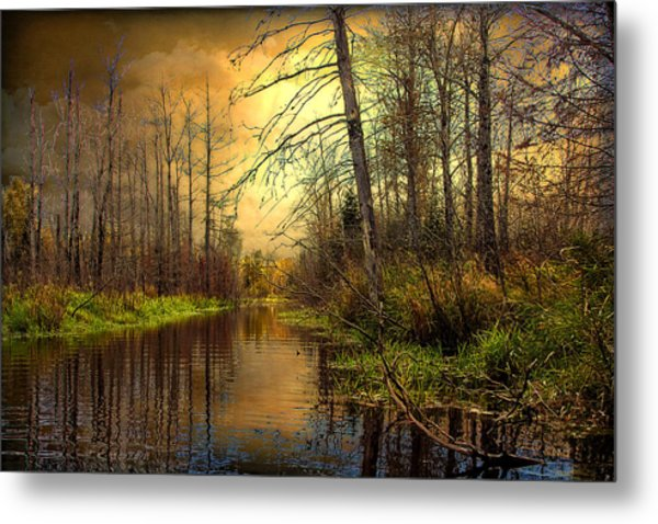 Turn Of Dawn Metal Print