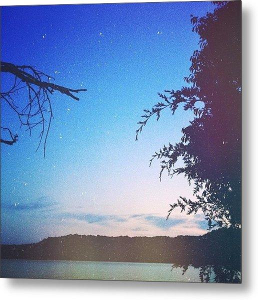 Twilight...dale Hollow Lake, Ky Metal Print