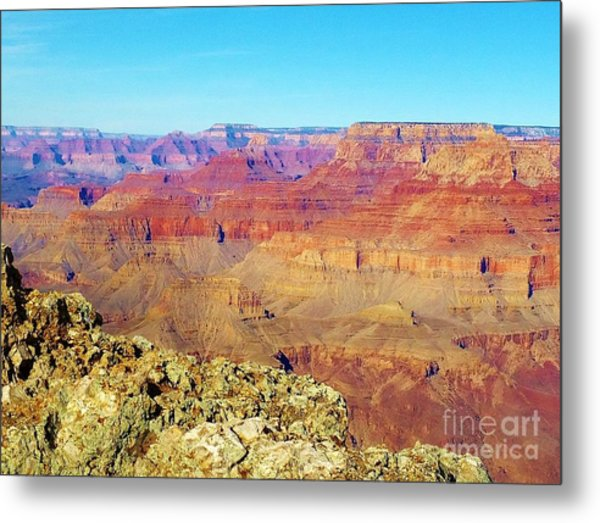Two One Hundred Eighty Seven Metal Print by Debbie L Foreman