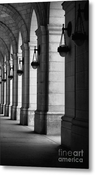 Union Station Washington Dc Metal Print