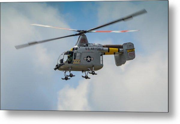 United States Air Force Hh-43 Huskie Metal Print