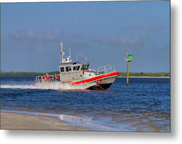 United States Coast Guard Metal Print