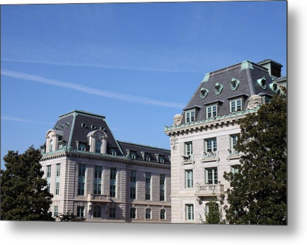 United States Naval Academy In Annapolis Md - 121229 Metal Print by DC Photographer