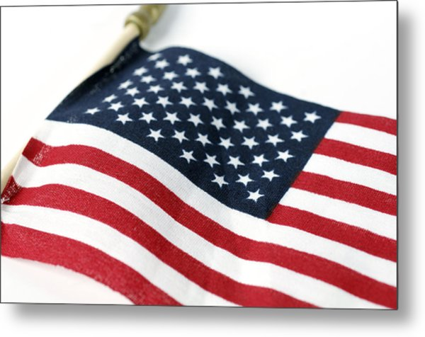 United We Stand Metal Print by Kenneth Feliciano