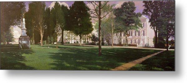 University Of South Carolina Horseshoe 1984 Metal Print