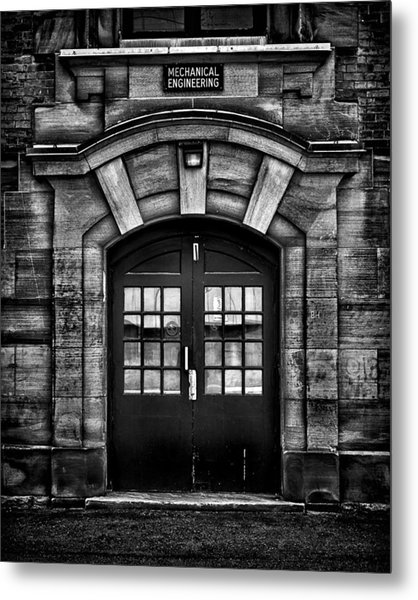 University Of Toronto Mechanical Engineering Building Metal Print