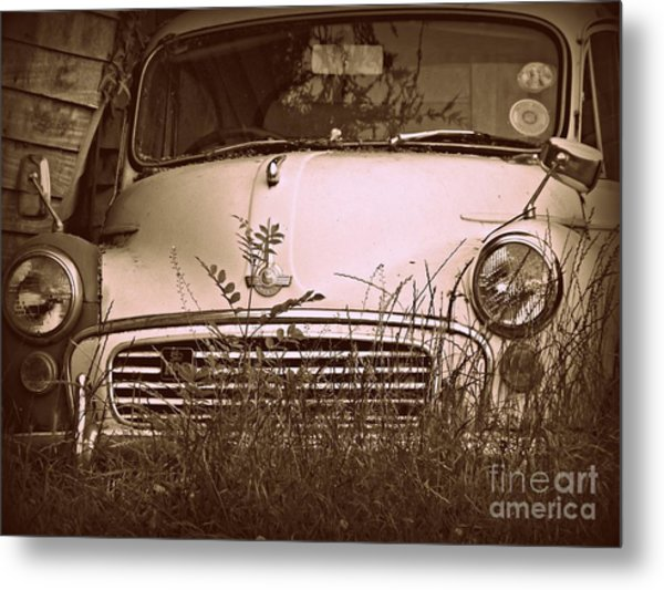 Unloved Metal Print