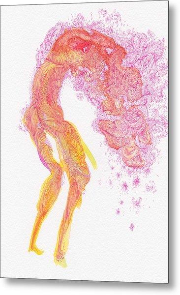 Untitled - #ss14dw083 Metal Print by Satomi Sugimoto