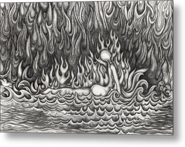 Untitled 33 Metal Print