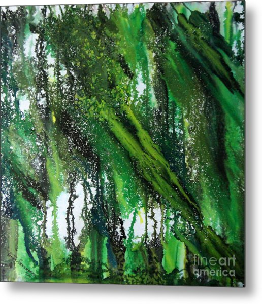 Forest Of Duars Metal Print
