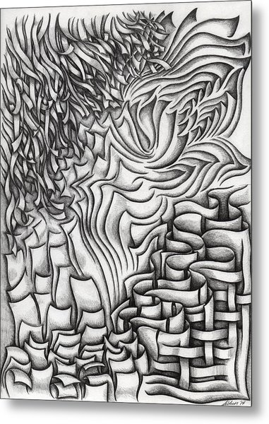 Untitled 39 Metal Print