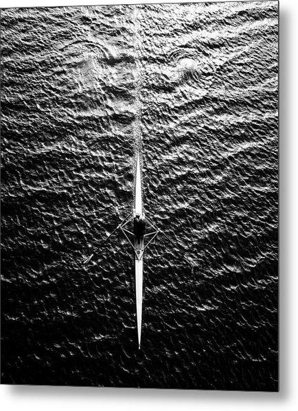 Untitled Metal Print by Friedhelm Hardekopf