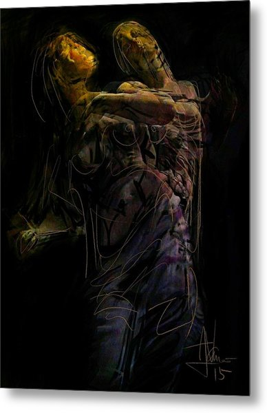 untitled Jan 10 2015 Metal Print