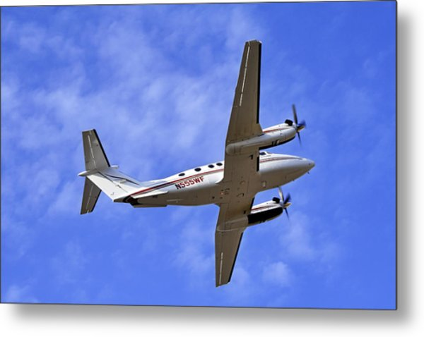 Up And Away Metal Print