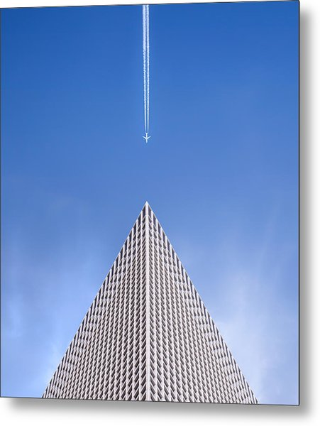 Up And Down Metal Print