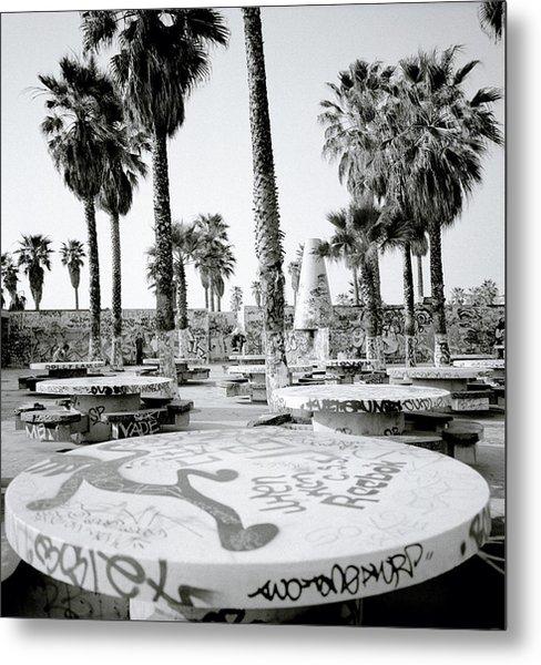 Urban Graffiti  Metal Print