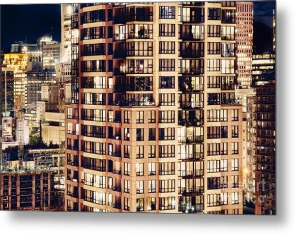 Urban Living Dclxxiv By Amyn Nasser Metal Print