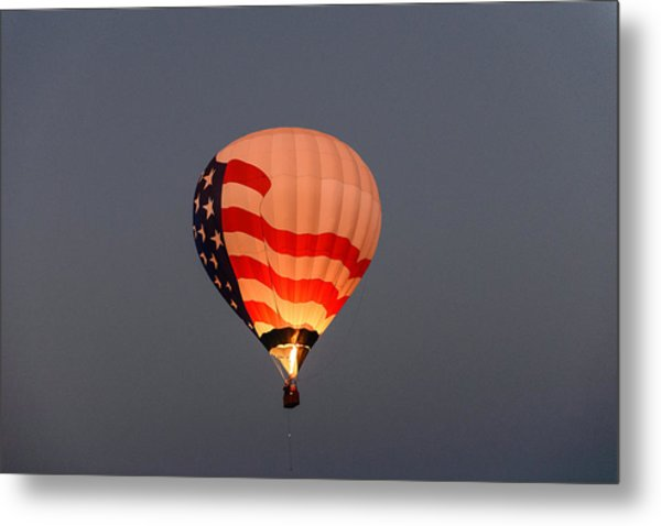 Usa Proud Metal Print
