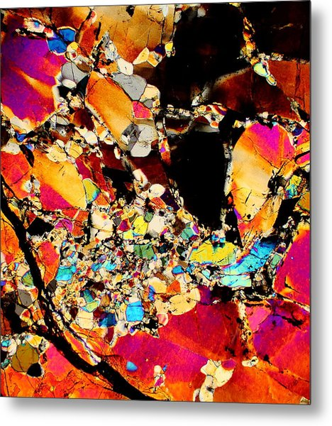 Melting Pot Metal Print