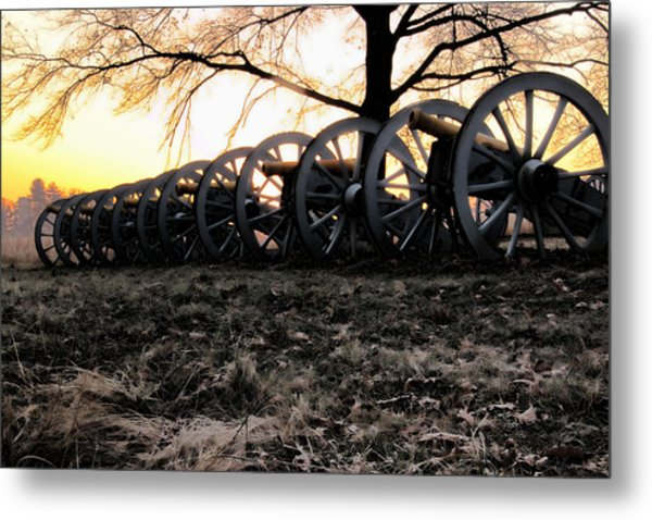Valley Forge Thanksgiving 2012 Metal Print