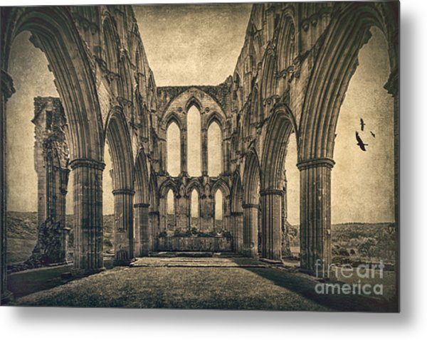 Vanishing Glory Metal Print