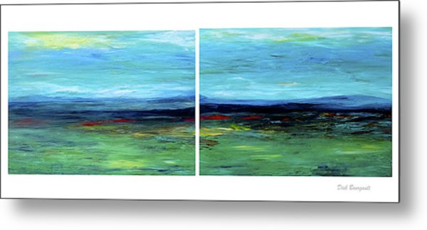 Vast Horizon Metal Print
