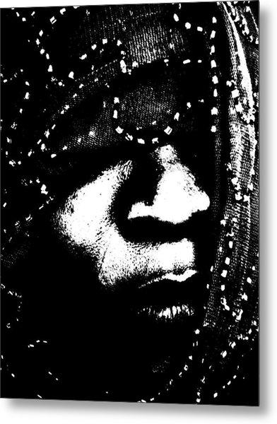 Veiled 71 Metal Print