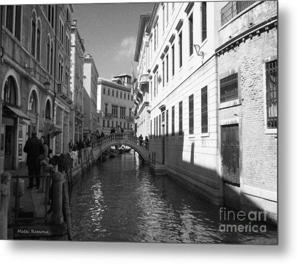 Venice Series 4 Metal Print