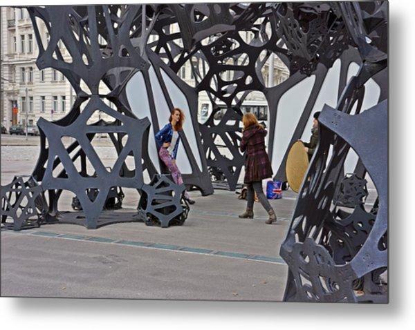 Vienna-138 Metal Print