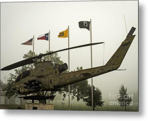 Vietnam War Memorial Metal Print