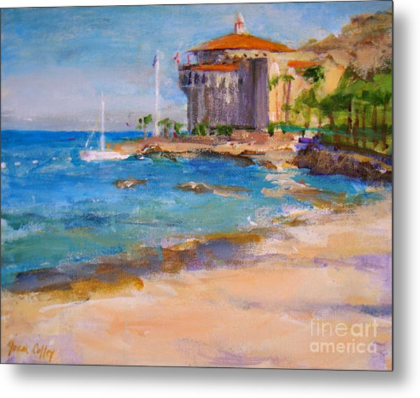View From Descanso Beach Metal Print